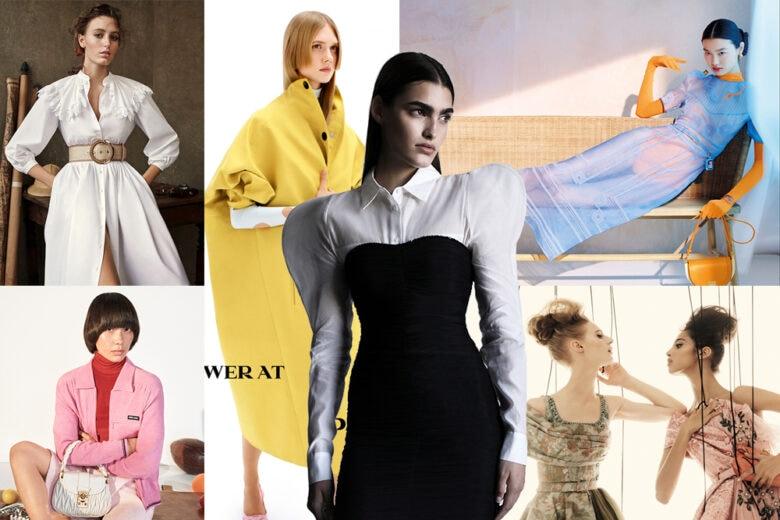 Ecco le campagne moda più belle della Primavera Estate 2021