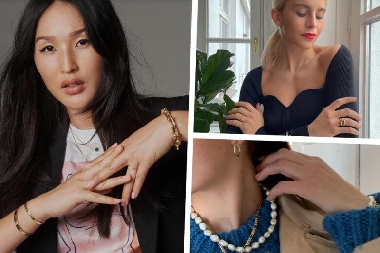 Bijoux: 7 tendenze scovate su Instagram che non vedrete l'ora di provare