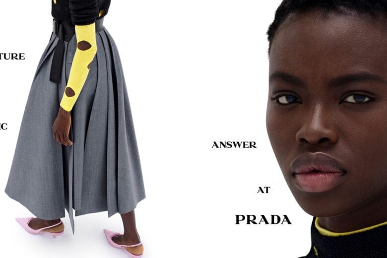 Tra tecnologia e inclusione: ecco perché tutti parlano della nuova campagna di Prada