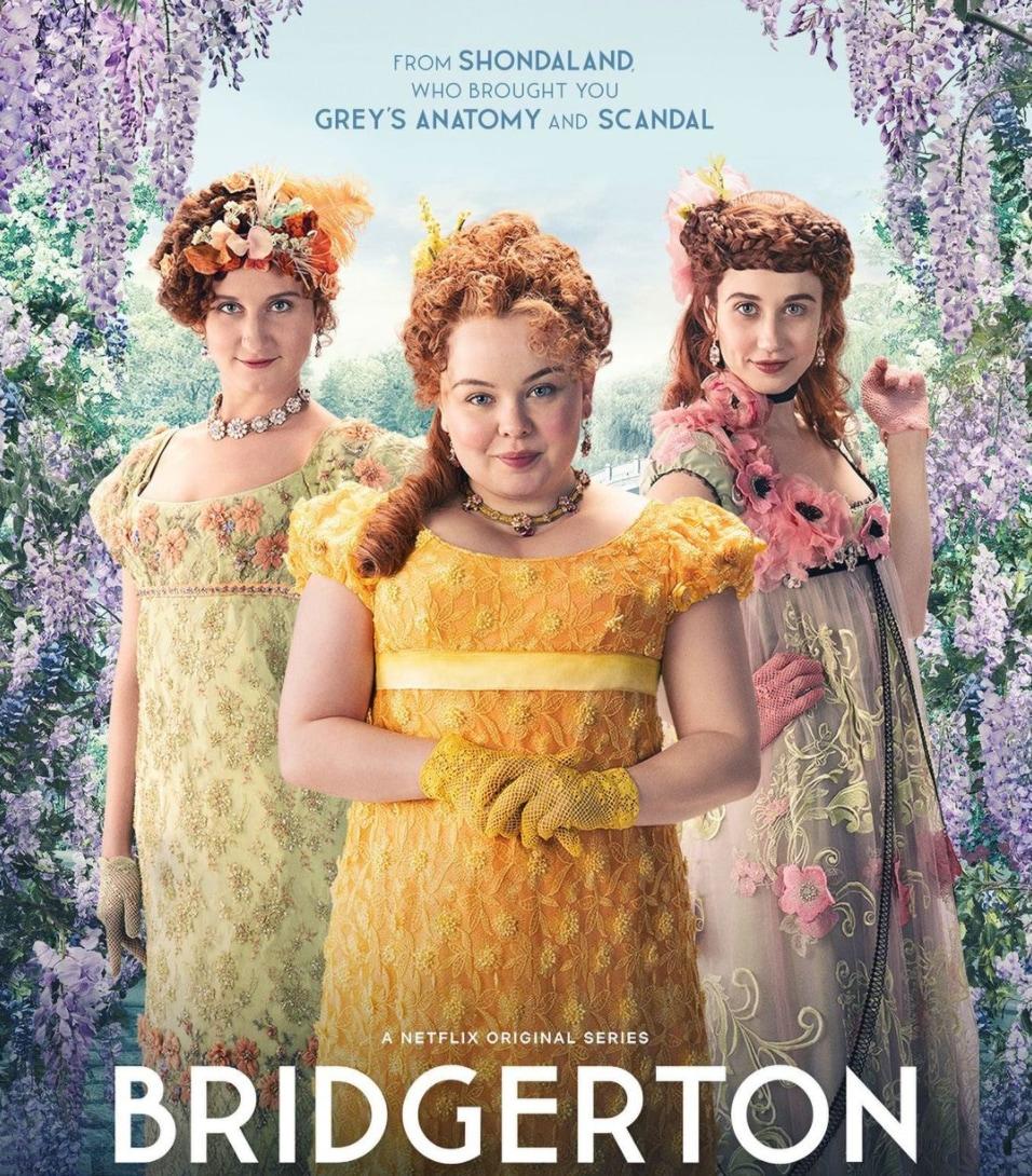 Featherington daughers poster