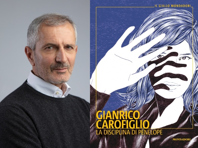 Gianrico Carofiglio – credit Claudio Sforza Photography nuovo libro