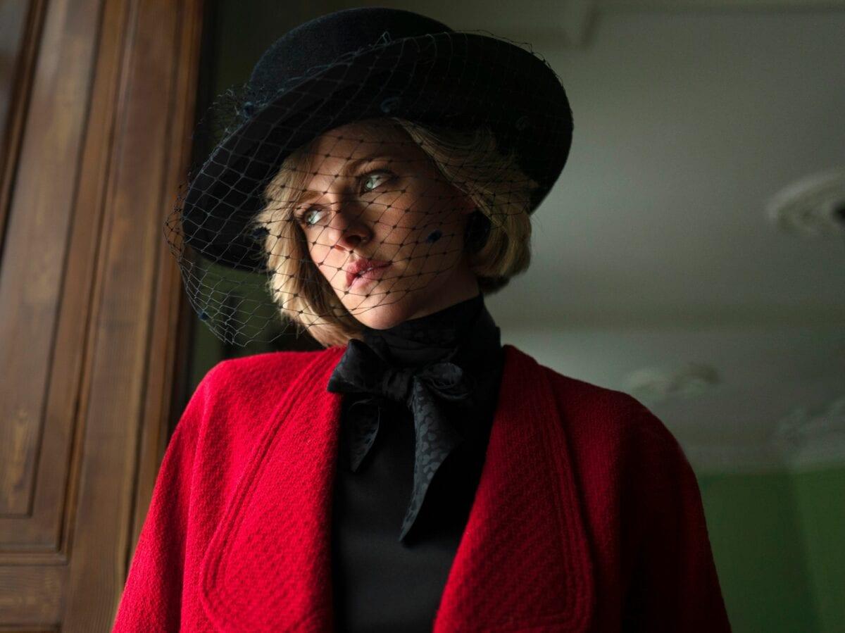 Kristen Stewart Principessa Diana in Spencer