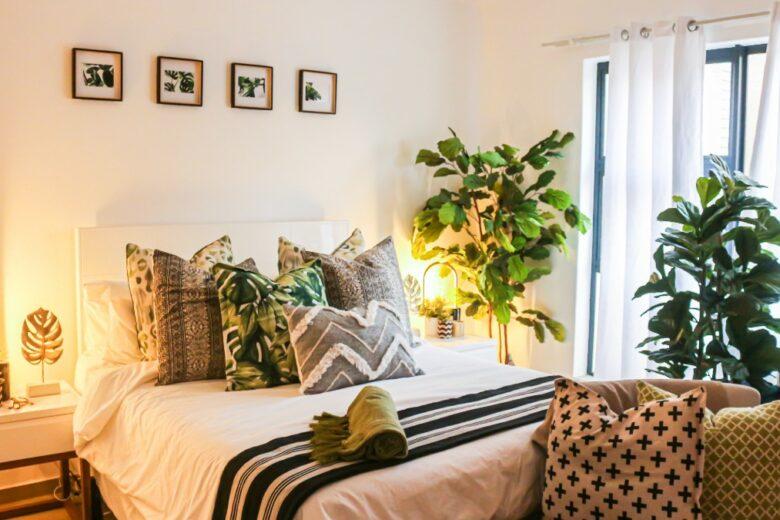 Camera da letto detox: 5 consigli per disintossicare la stanza e dormire meglio