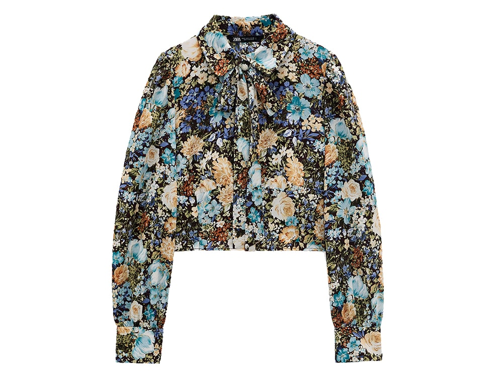 camicia-corta-a-fiori-zara