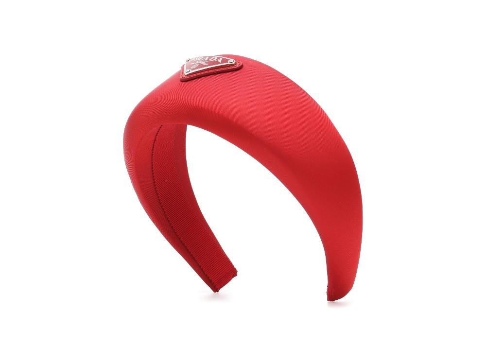 cerchietto rosso