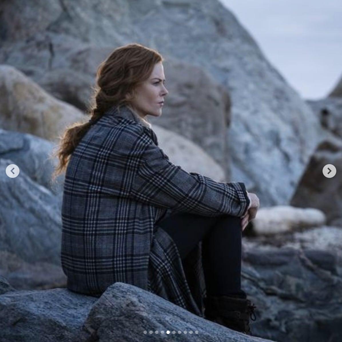 the undoing tweed coat