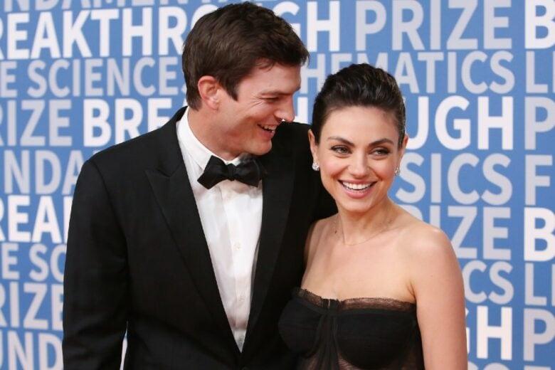 Ashton Kutcher pensava di aver beccato Mila Kunis a guardare un porno, e invece era Bridgerton