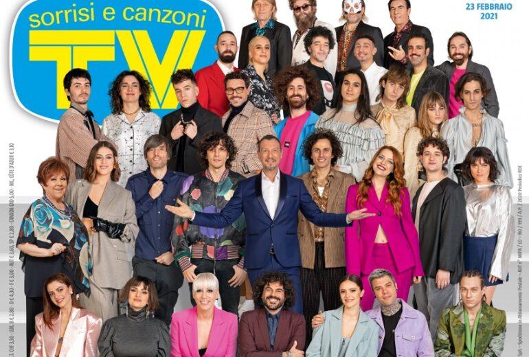 TV Sorrisi e Canzoni: iniziative non stop per Sanremo 2021