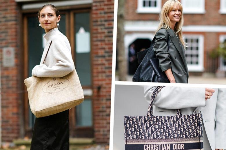 18 borse shopper da amare (più dello shopping, forse)