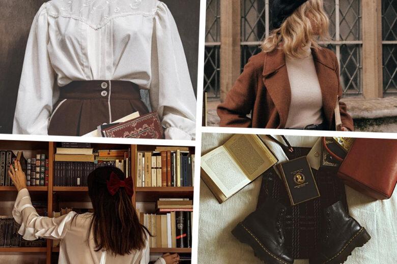 #DarkAcademia: il trend che arriva da Tik Tok e IG di cui tutti parlano (e che tutti vogliono indossare)