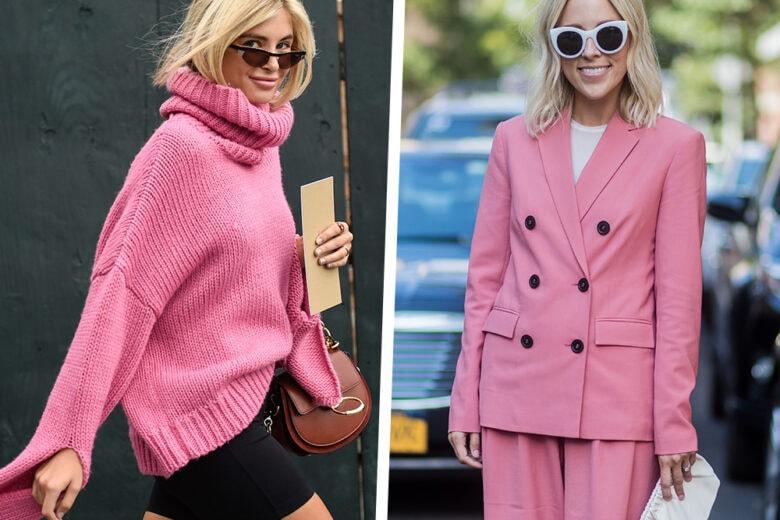 "Rosa, rosae, rosae: tutte le declinazioni ""pink"" in 5 look mix & match"