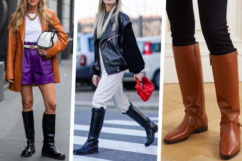 Come abbinare gli stivali da cavallerizza? Ve lo raccontiamo in 4 look!
