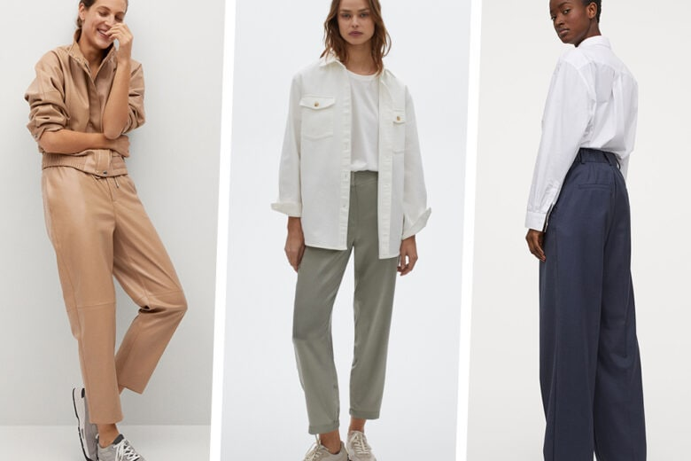 """Questi pantaloni """"effetto high fashion"""" costano meno di quanto pensiate!"""