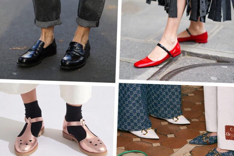 Le scarpe basse che daranno un twist al vostro look sono proprio queste qui!