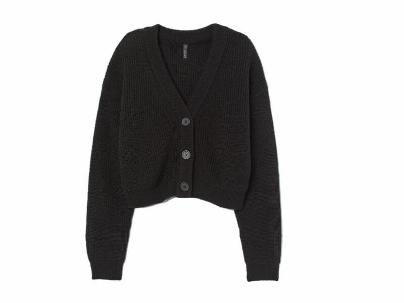 H&M-cardigan