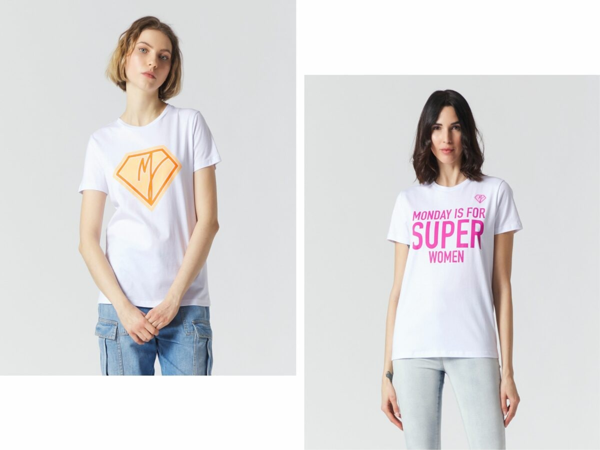 Manila Grace Call for Woman t-shirt capsule collection 23