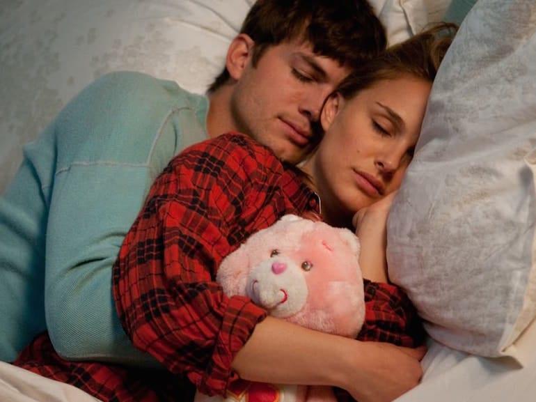 Natalie Portman letto