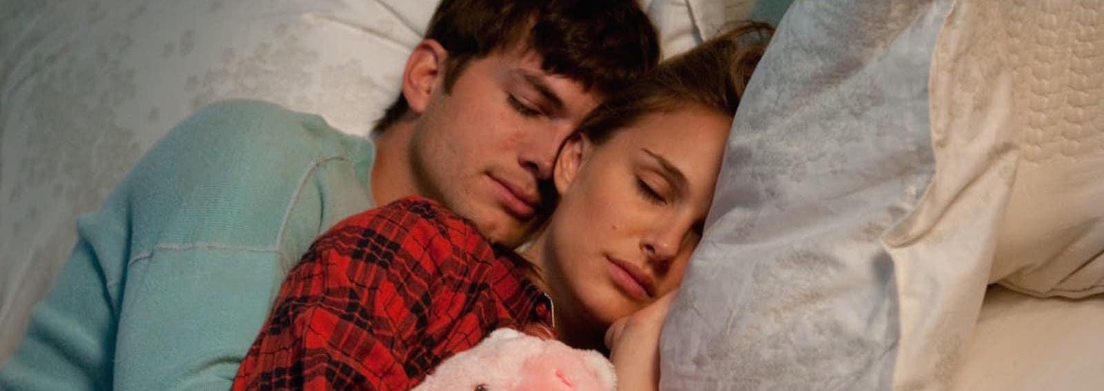 Natalie Portman pigiama