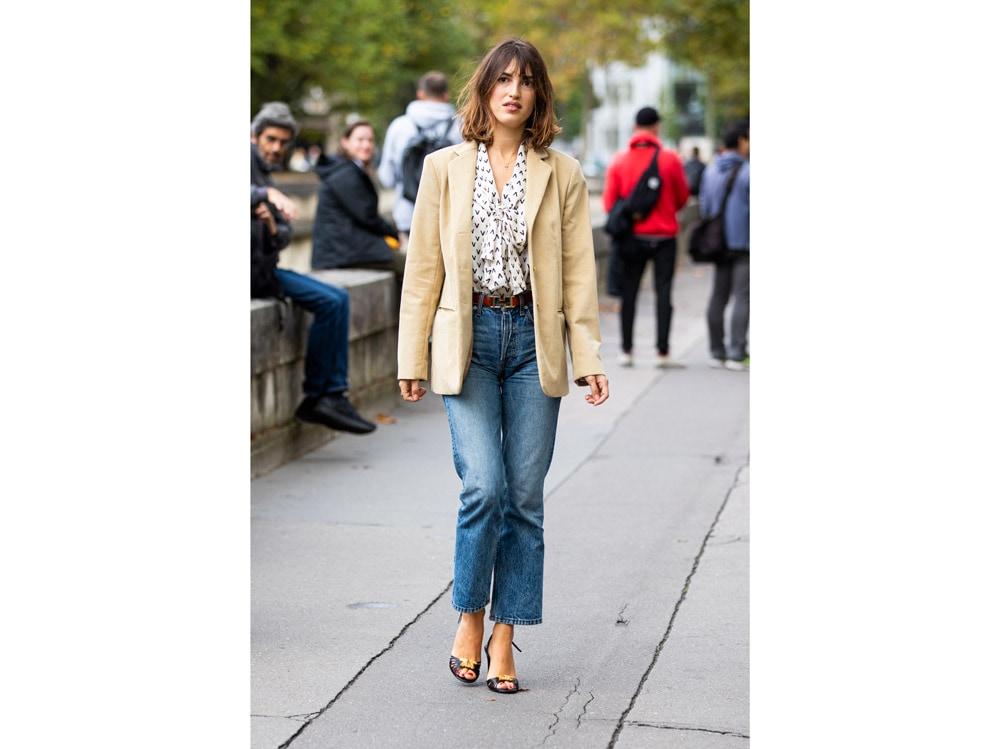 jeanne damas jeans vintage