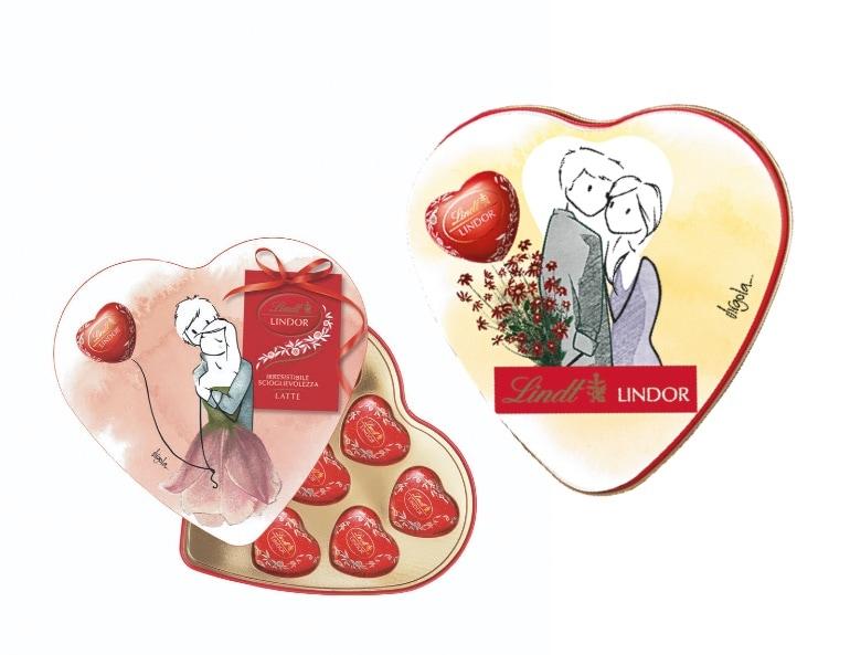 lindor San Valentino