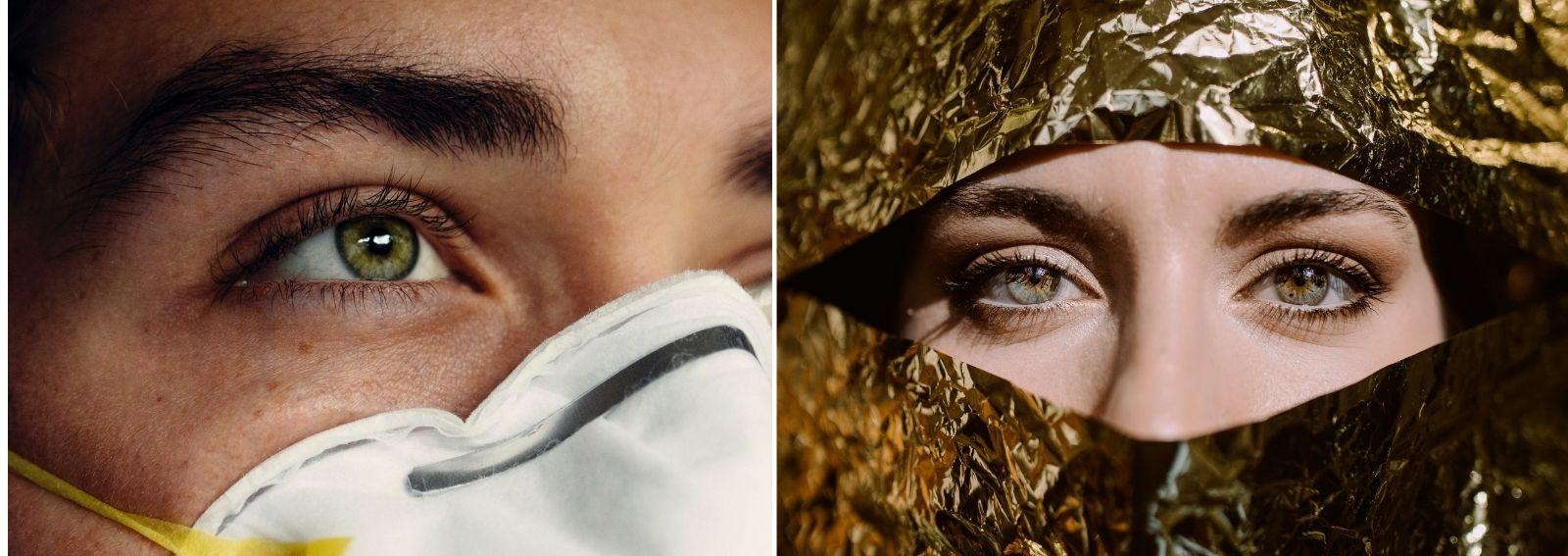 mascara cover