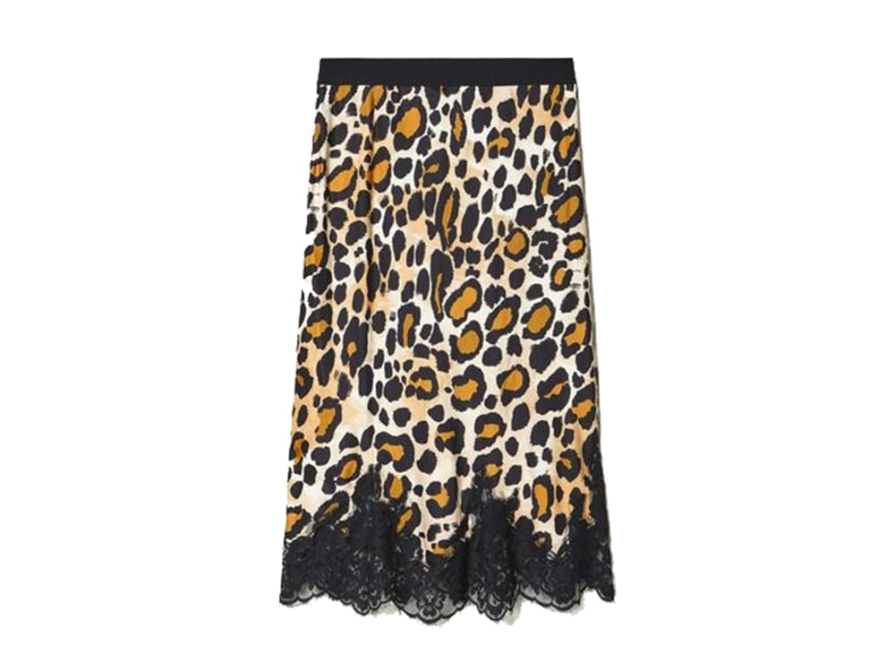 twinset-gonna-in-raso-stampato-animalier