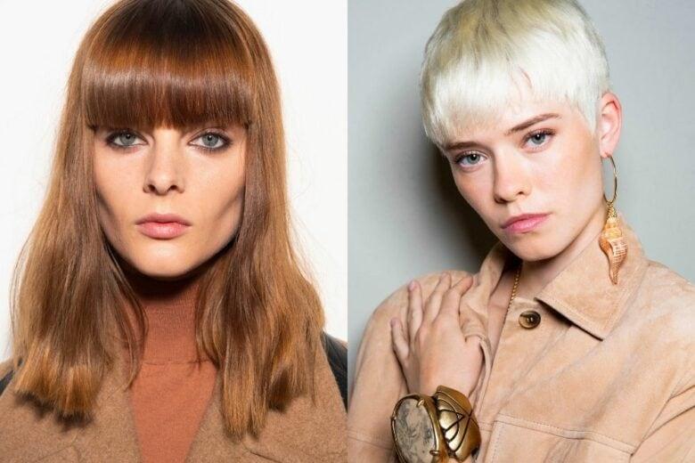 Frangia primavera/estate 2021: gli hair look più belli da provare (per chi vuole cambiare stile)