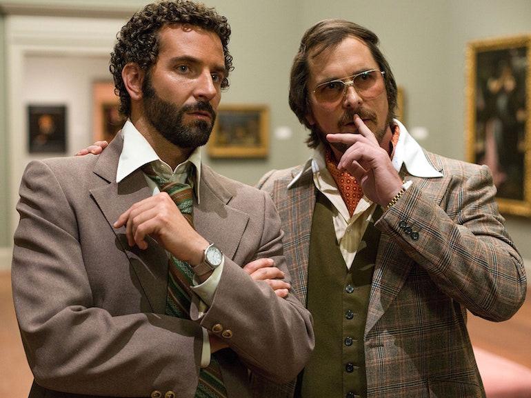 Bradley Cooper abito marrone