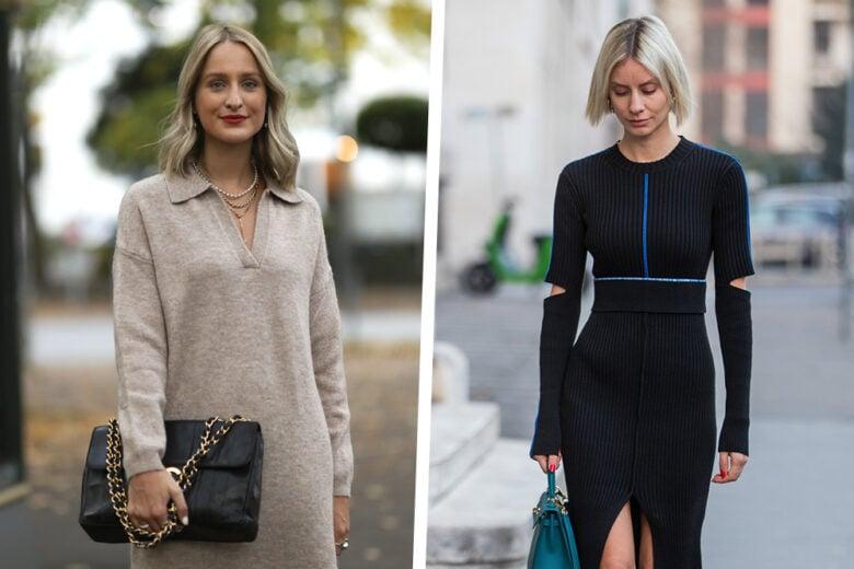 Knit dress: ecco gli abiti in maglia più cool della primavera 2021