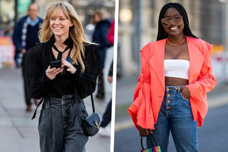 Jeans a vita alta, per tenere alto anche lo stile!