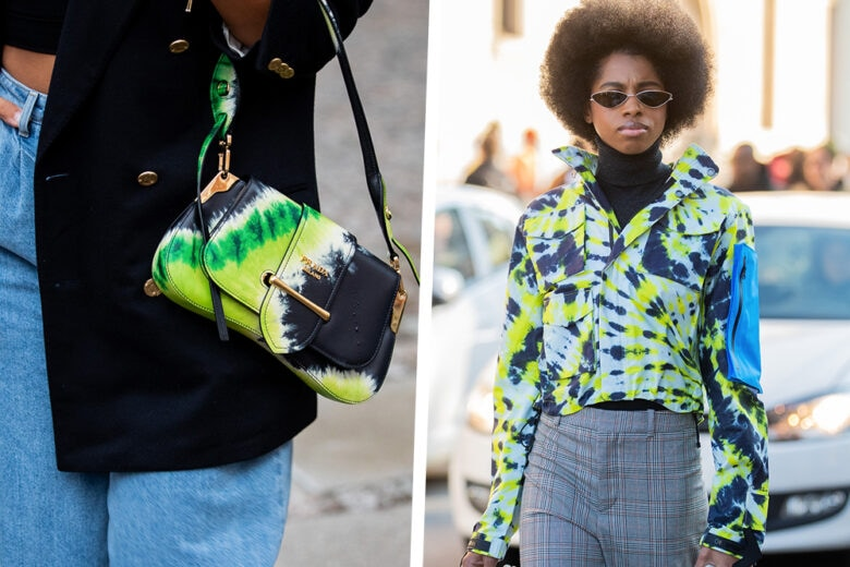 Il tie-dye è (ancora) una delle stampe must-wear della primavera-estate! Ecco i nostri pezzi preferiti