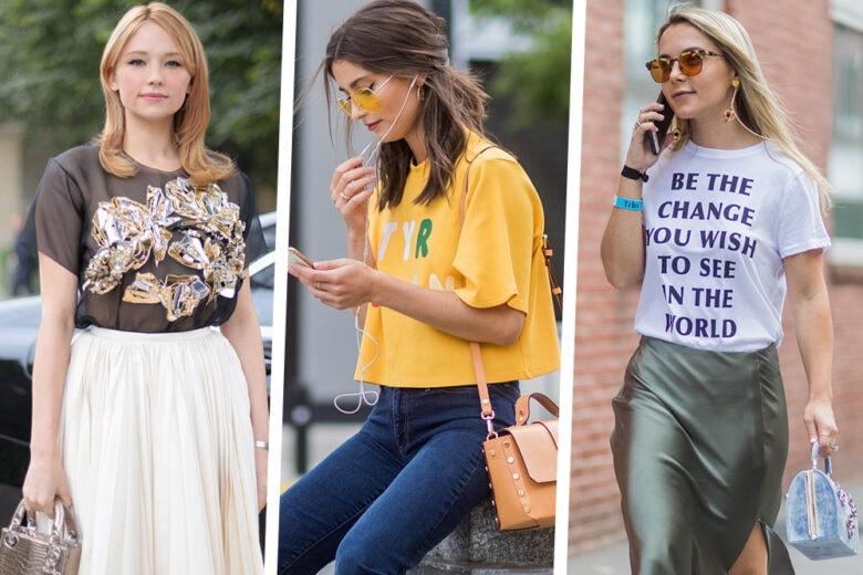 T-shirt: 15 modelli top che vorrete subito mettere in wishlist