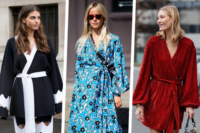 Che primavera sarebbe senza un wrap dress? Ecco gli abiti a portafoglio più chic della nuova stagione!