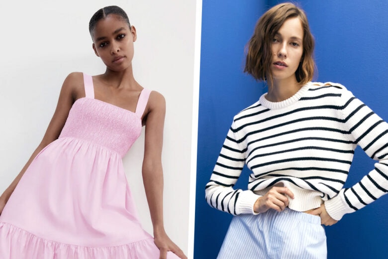 Zara: questi sono i 10 pezzi chiave per dare una svolta al vostro look in primavera