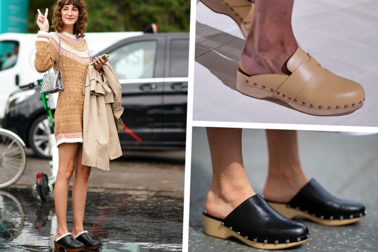 É esplosa la clogs mania: sì, gli zoccoli in legno sono il grande trend dell'estate!