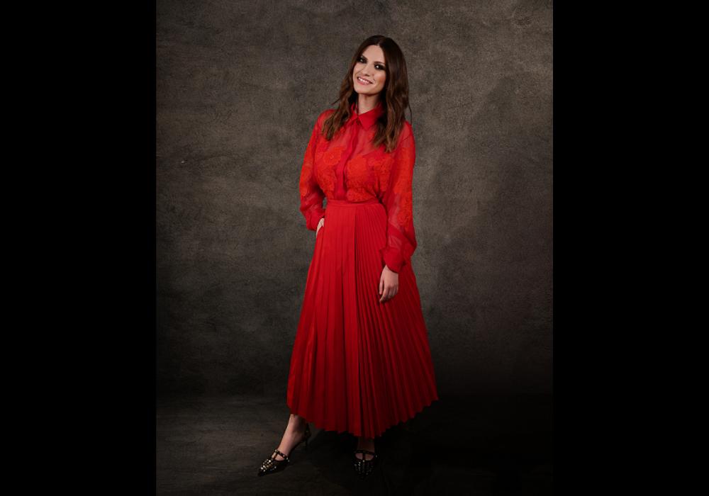 Laura Pausini – Golden Globes