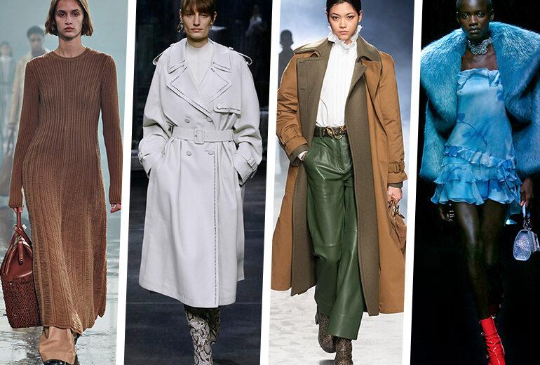 Tendenze moda Autunno Inverno 2021-22: il recap dalle sfilate