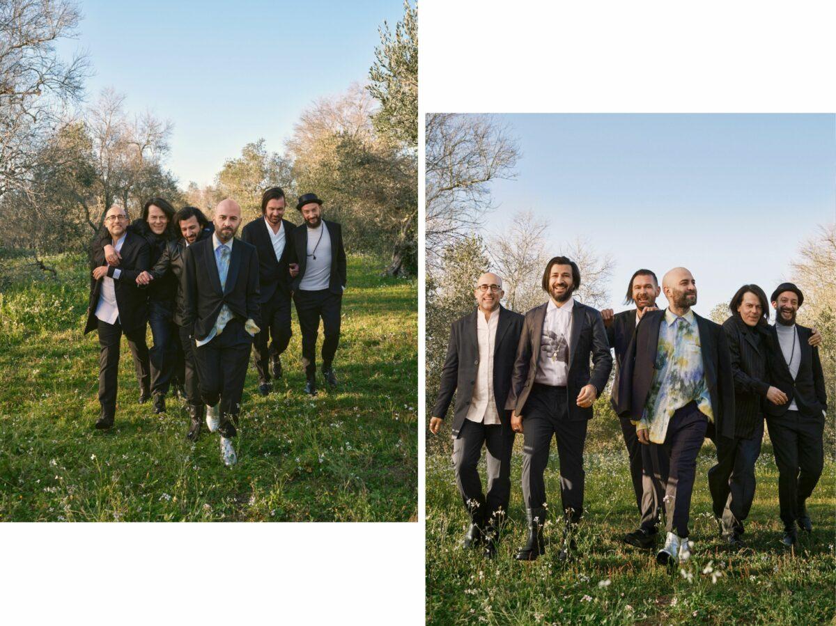 Negramaro per Zalando Festival Sanremo 2021 14