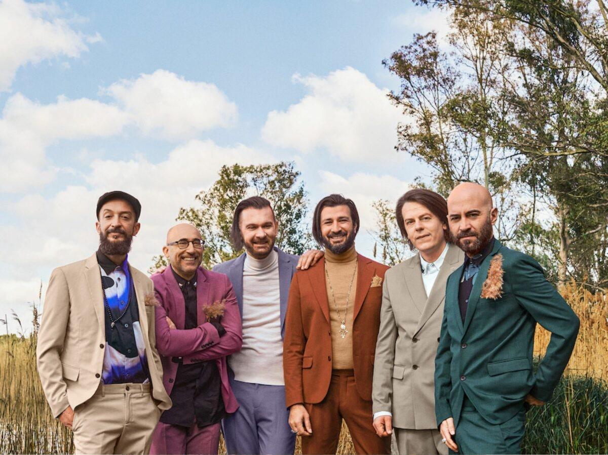 Negramaro per Zalando Festival Sanremo 2021 18