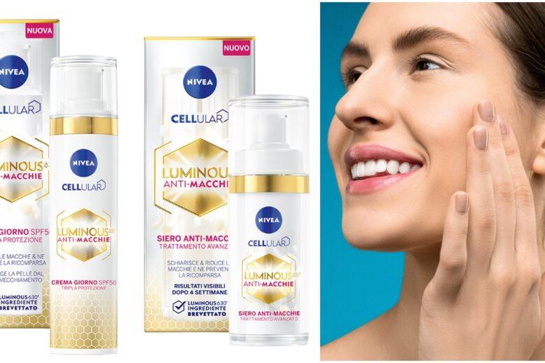 NIVEA Cellular Luminous630® Anti-Macchie per una pelle luminosa e uniforme