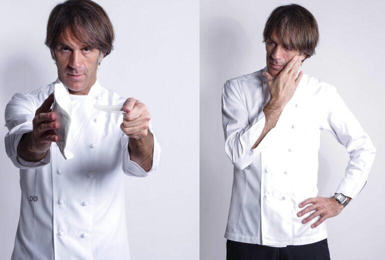 Davide Oldani e Kenwood insieme per una cucina innovativa e sostenibile