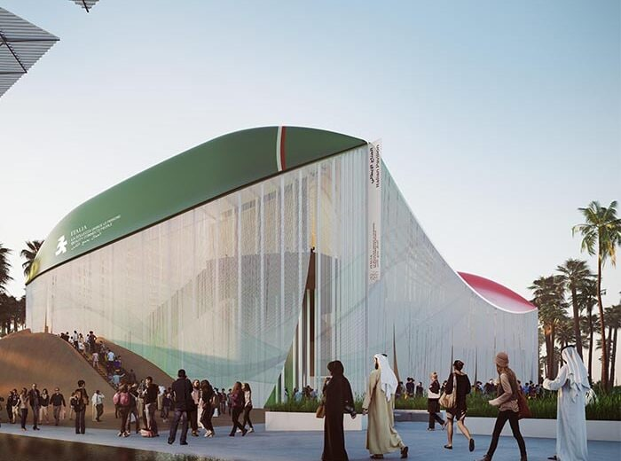 Il Padiglione Italia per Expo 2020 Dubai in anteprima su INTERNI