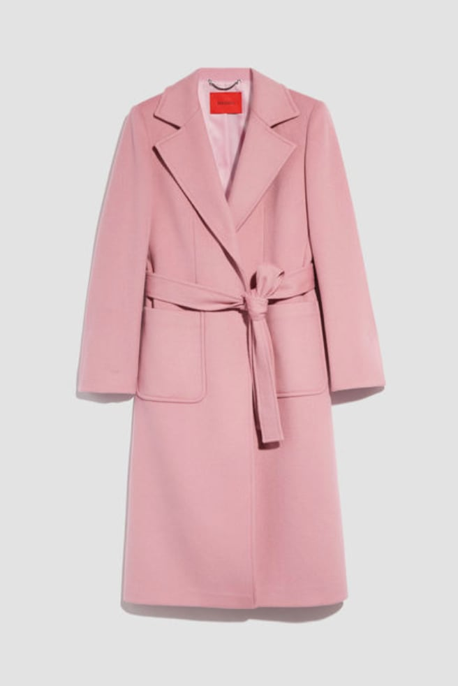 cappotto rosa Kate Middleton Max&Co