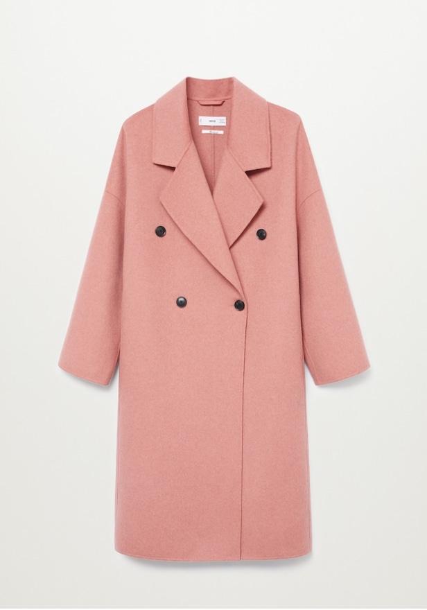 cappotto mango