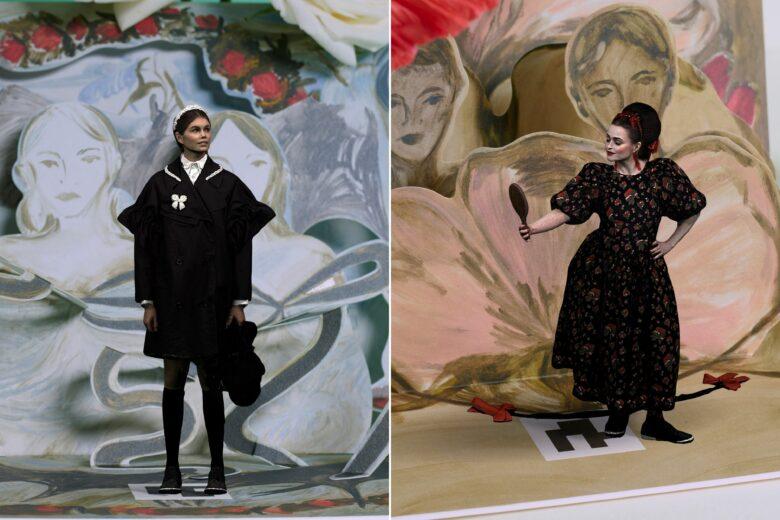 Tra realtà aumentata e un cast incredibile, lanciata la nuova capsule di Simone Rocha per H&M