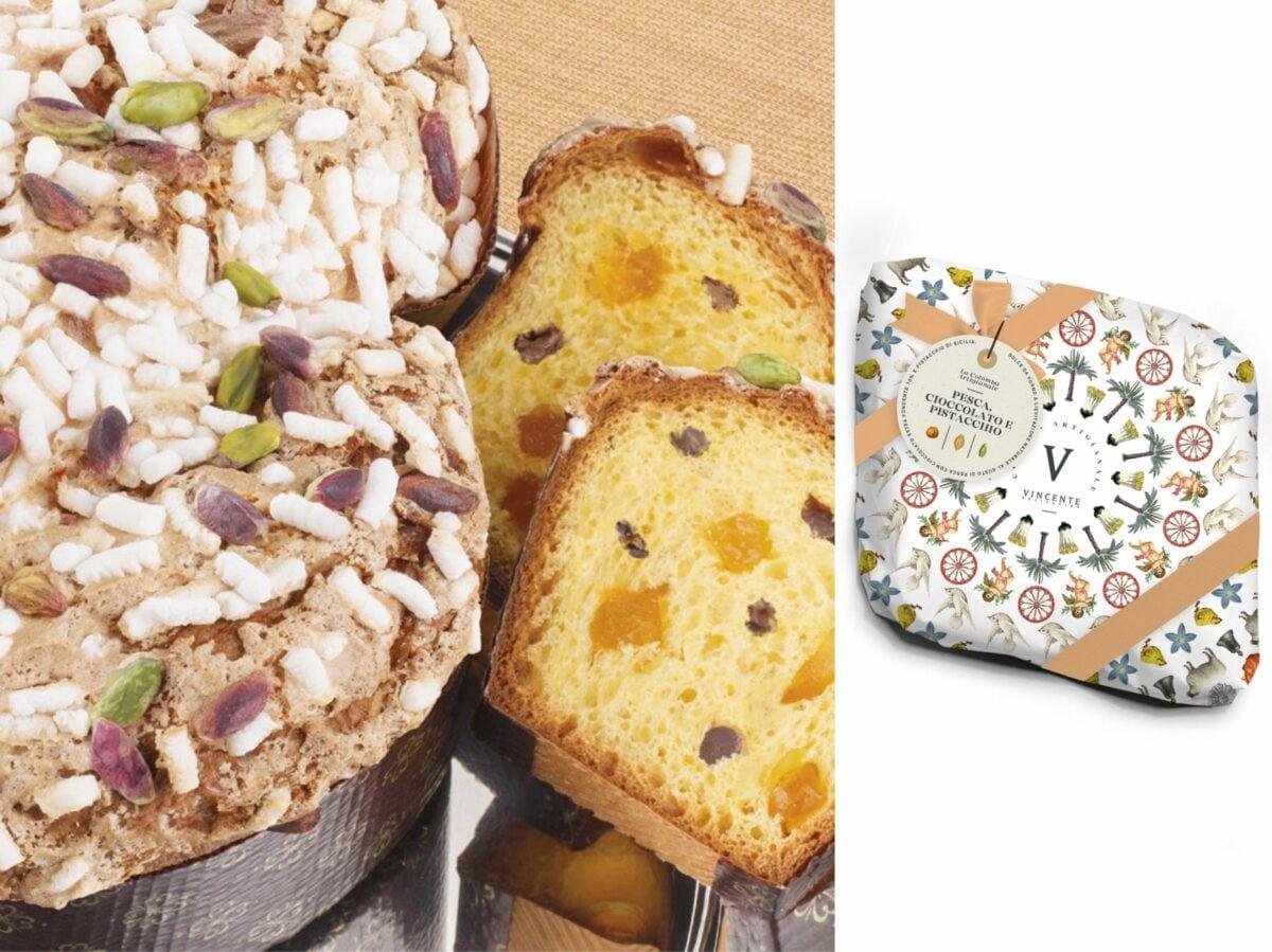 Vincente Delicacies Colombe e uova pasqua artigianali delivery