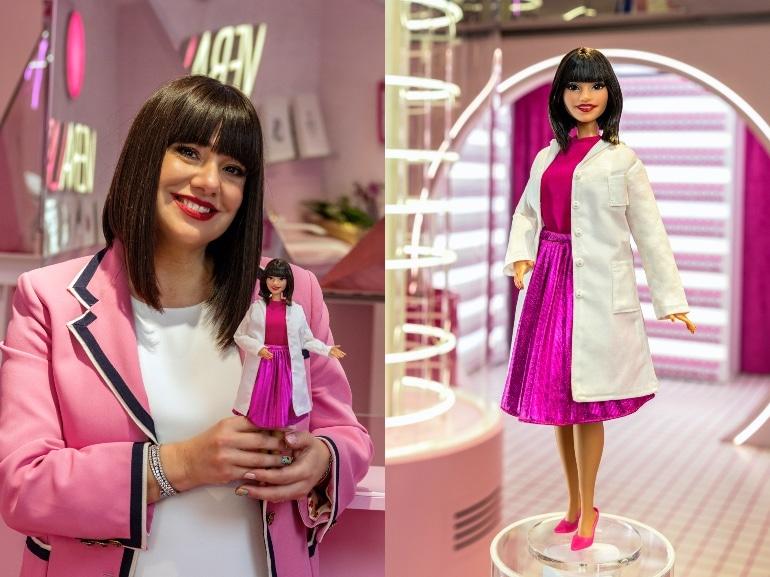 barbie estetista cinica
