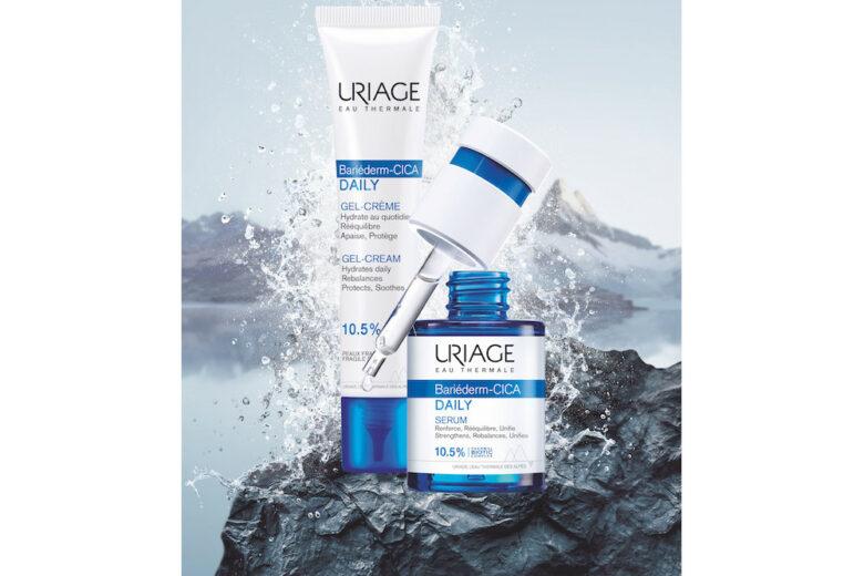 Uriage Bariéderm-CICA Daily: la riparazione quotidiana per le pelli fragilizzate