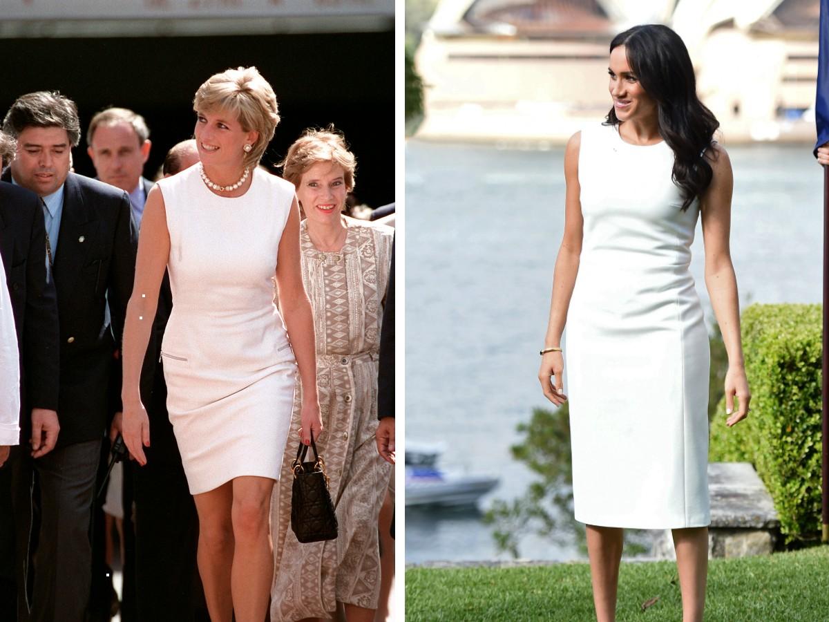 diana meghan – abito bianco