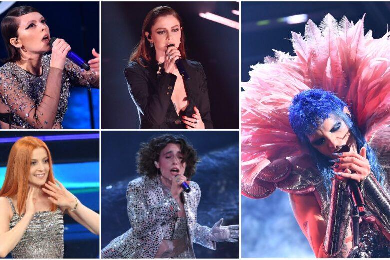 Festival di Sanremo 2021: beauty look cantanti e ospiti con focus trucco e capelli